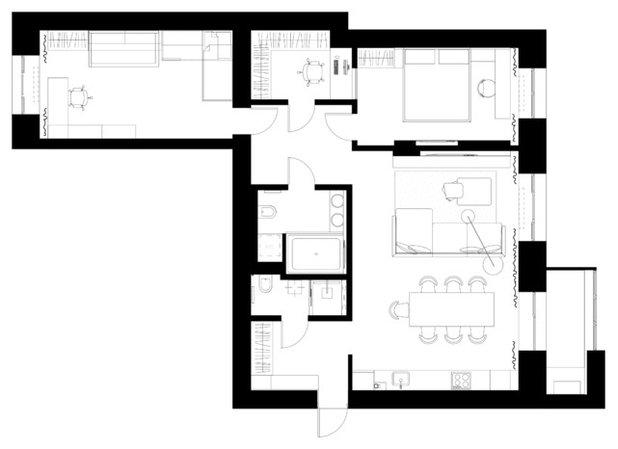 Современный Внутренний план by ART-UGOL
