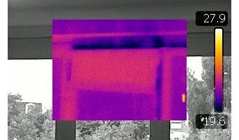 Clichés thermographiques