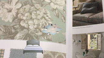 The shabby chic /cottage theme