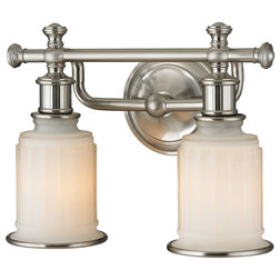 Traditional Bathroom Vanity Lighting by IsabellesLightingcom