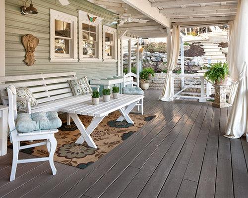 Gray Deck Paint Houzz