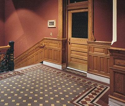 Traditional Flooring by aldonchem.com