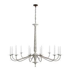 Visual Comfort Lighting Suzanne Kasler Bordeaux Grande Chandelier