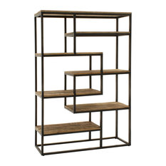 Savannah Wide Bookcase