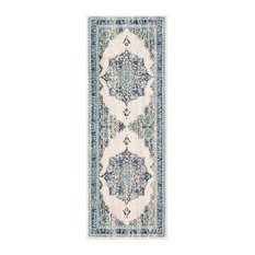 """Updated Traditional Runner Rug Rectangle 2'7""""x7'3"""""""