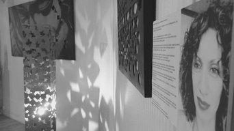 Sculpture de lumière