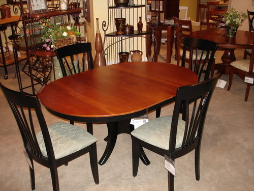 Ethan Allen Dining Room Table, Ethan Allen Discontinued Dining Room Furniture