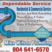 Mike Wilson Plumbing's photo