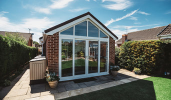 Solid Roof Gable Conservatory