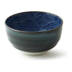 """Aranami Blue 5"""" Bowl"""