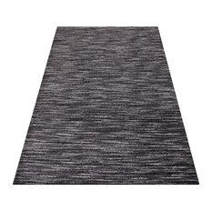 6'x12' Custom Carpet Area Rug 40 oz Nylon, Threads, Black Marble