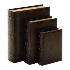 Steinbeck Secret Storage Books, Set of 3