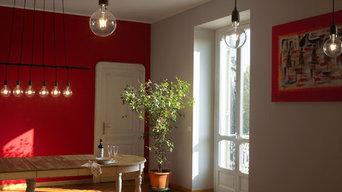 Ristrutturazione porte interne per una casa privata