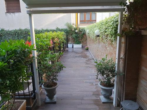 Come arredare una terrazza stretta e lunga for Arredare la terrazza