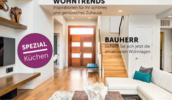 LEBENSRAUM – Magazin für Bauen, Wohnen und Leben in München und Umgebung