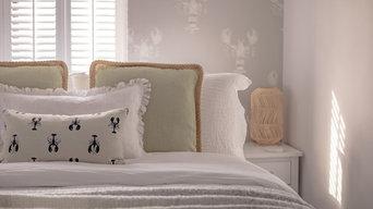 1st Coastal Guest Bedroom