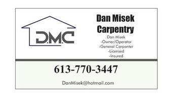Dan Misek Carpentry