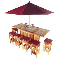 Cedar Outdoor Deck U0026 Patio Furniture