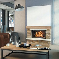 relooker une cheminee avec insert. Black Bedroom Furniture Sets. Home Design Ideas