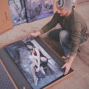 Seth Couture - Artistさんの写真