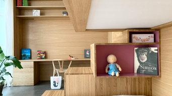 Kinderzimmer Mitte