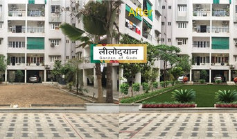 Abhiyaan Apartment - Lilodhyan - landscape design and gardening