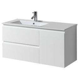 Marvelous Bathroom Vanities And Sink Consoles by Aquamoon
