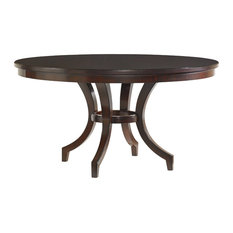 Lexington Furniture Kensington Place Beverly Glen Round Dining Table Brentwoo