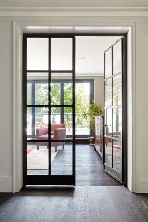 Steel Versus Aluminium Crittall Style Doors