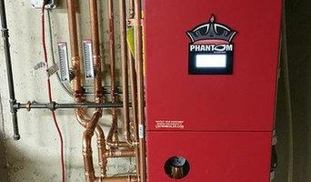 96% crown phantom boiler.