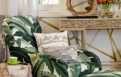 Get Ready for a Tropical Storm with a Glamorous Twist