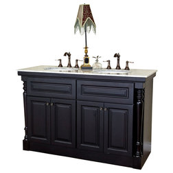 Traditional Bathroom Vanities And Sink Consoles by Luxury Bath Collection