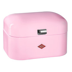 """Single Grandy"" Retro Storage Box, Pink"