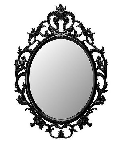 Ornate mirrors draw second glances at high point for Mirror drawing