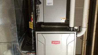 Heat Pump and Furnace