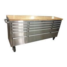 Thor Kitchen   72 Tool Chest   Kitchen Islands And Kitchen Carts