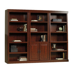 Cherry Wall Bookcase