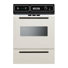 Bisque Gas Wall Oven With Electronic Ignition, STM7212KW