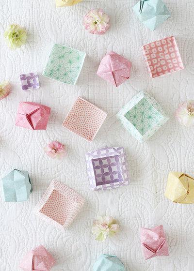 Come Fare Delle Scatoline Origami Quadrate