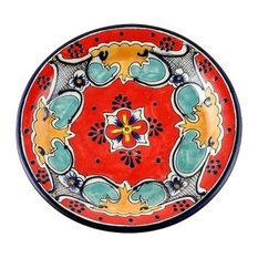 Talavera Lunch Plate