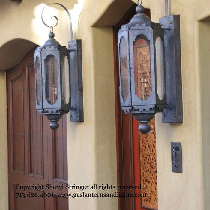 Sheryl's Moroccan Gas Lanterns