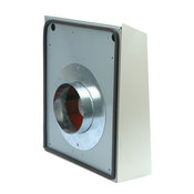 """EXT External Mount Duct Fan, 8"""" and 445 CFM"""
