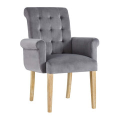 Most Popular Transitional Armchairs And Accent Chairs | Houzz