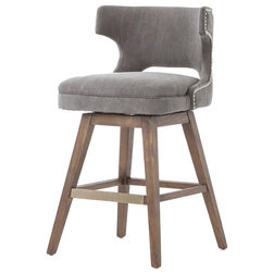 Transitional Bar Stools And Counter Stools by Zin Home
