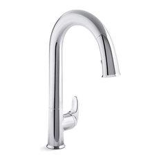 Kohler K-72218 Sensate Touchless Kitchen Faucet - Chrome
