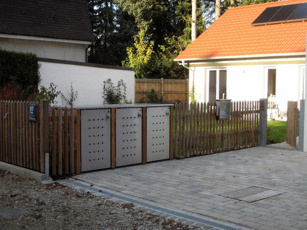 Modern Garten By Anja Winnes / Ao Gartengestaltung
