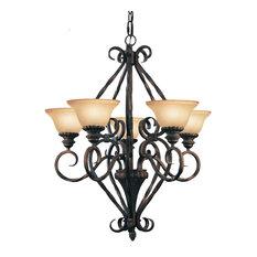 Rosedale 5-Light Chandelier, 27""