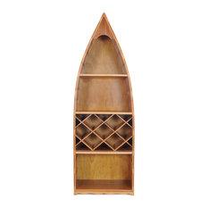 Canoe Wine Shelf