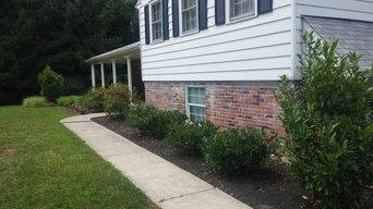 Backyard/Patio/Driveway installations