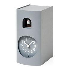 Lemnos Bockoo Clock, Gray